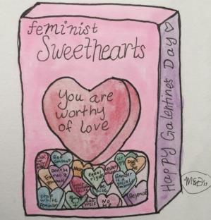 feminist sweethearts